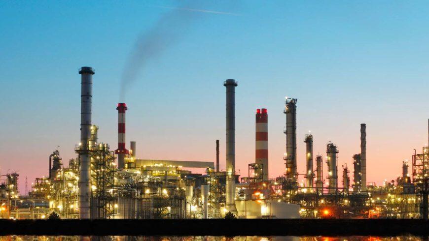 Ασφάλεια πετρελαϊκών εγκαταστάσεων και αερίου